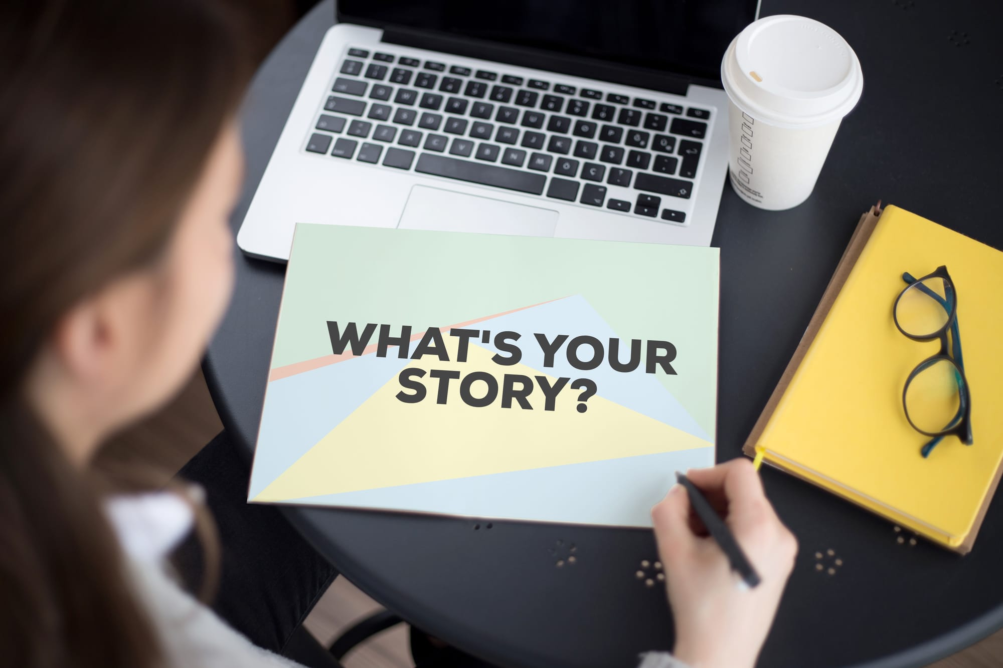 Whats-your-story Is your LinkedIn profile telling your story?